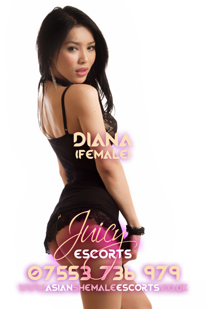 Diana | Female London Escorts
