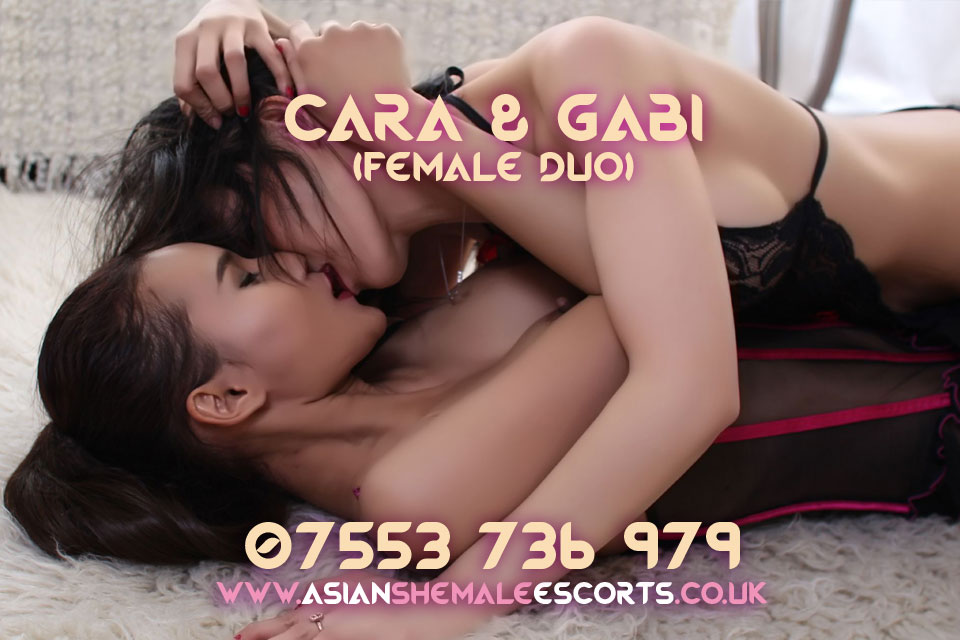 BOOK A DUO WITH GABI & ONE OF HER AMAZING FRIENDS